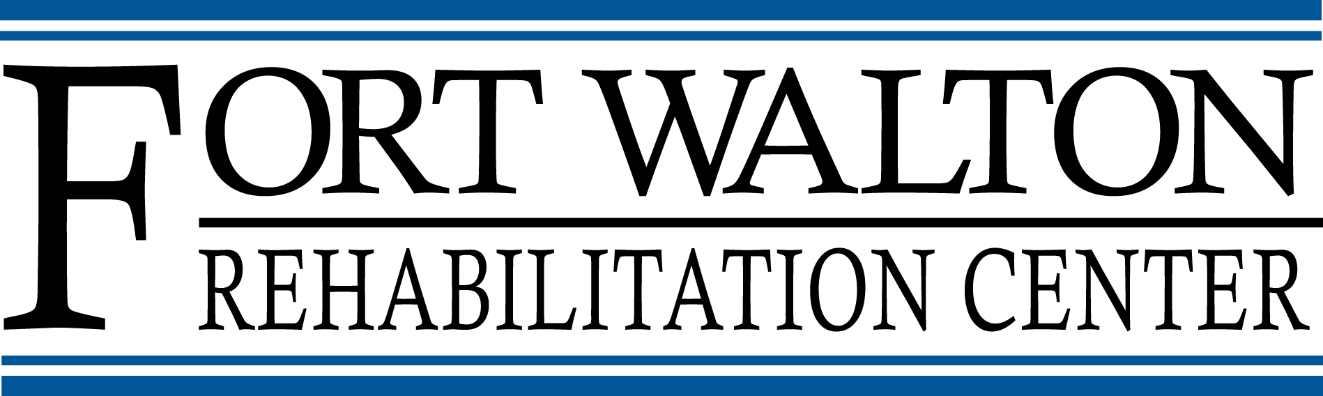 Fort Walton Rehabilitation Center logo