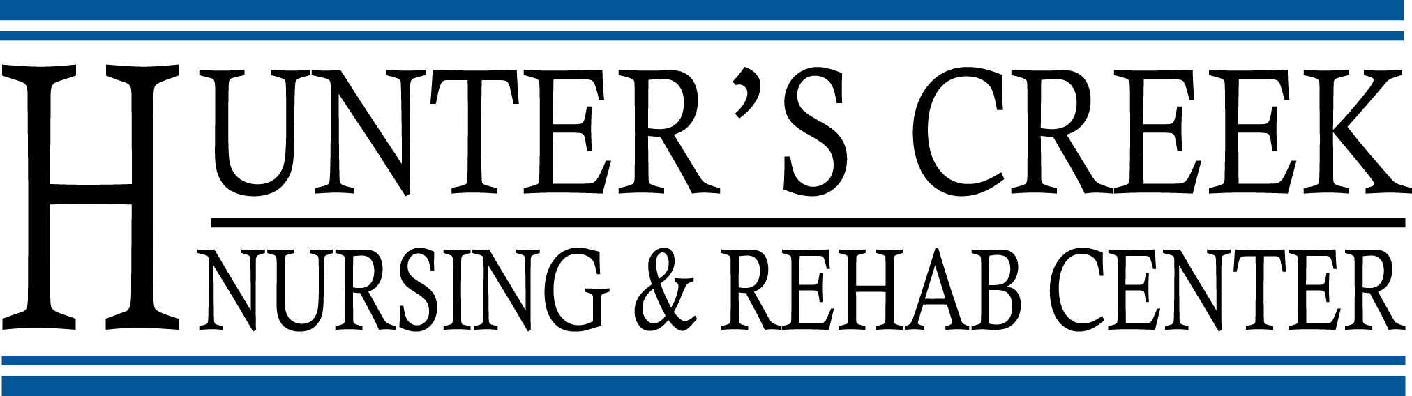 Hunter's Creek Nursing and Rehab Center logo