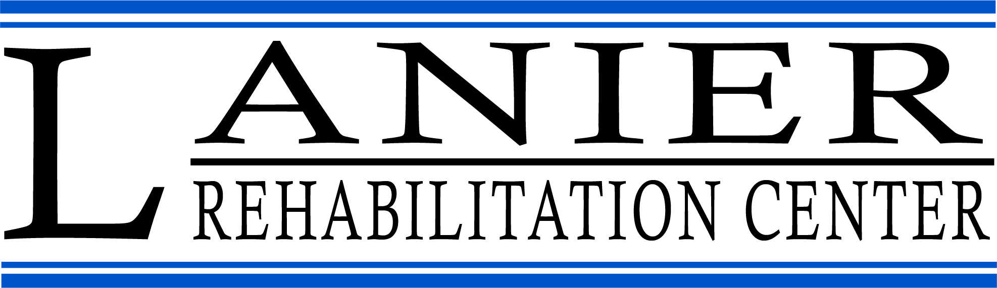 Lanier Rehabilitation Center logo