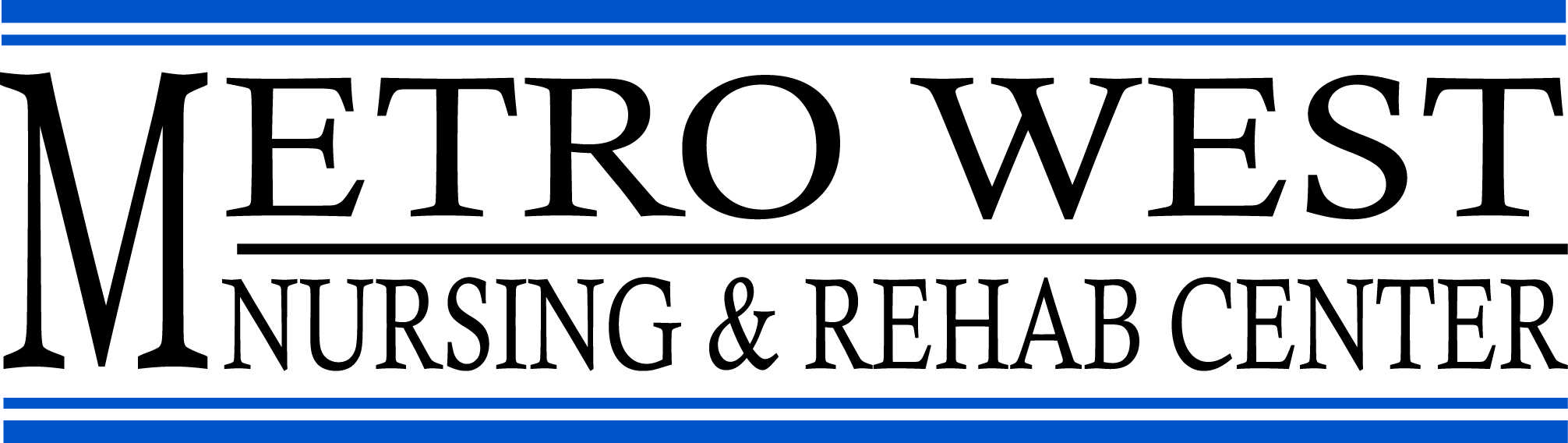 Metro West Nursing and Rehab Center logo
