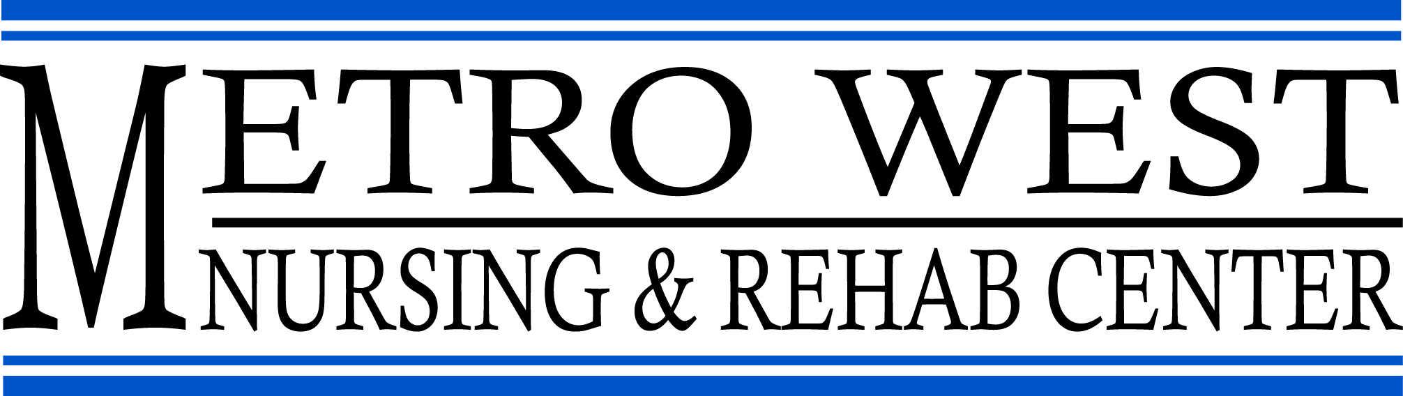 Metro West Nursing and Rehab Center logo