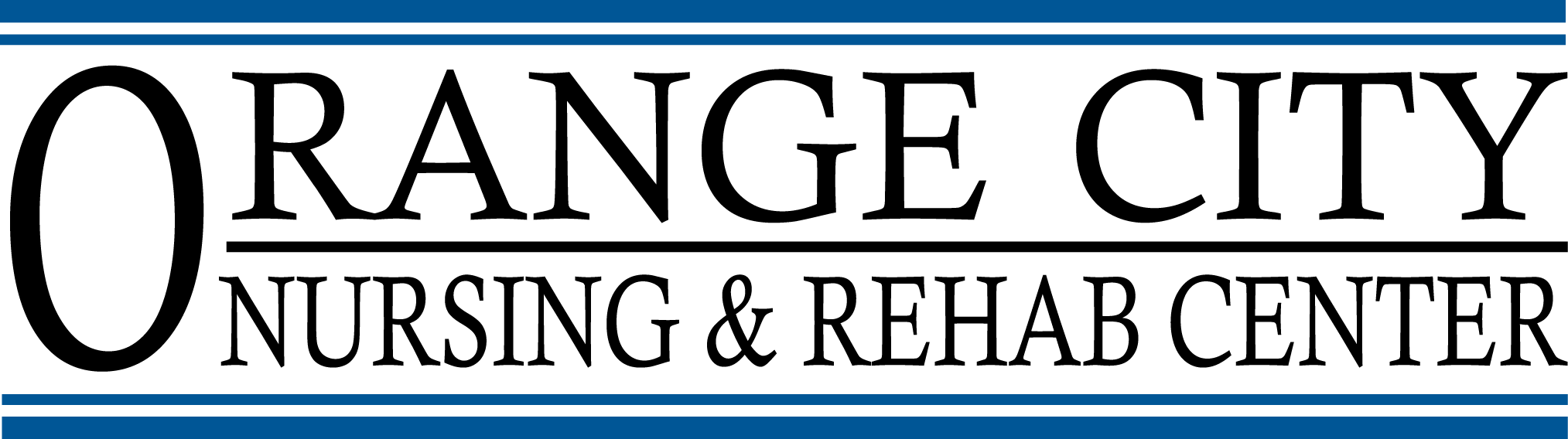 Orange City Nursing and Rehab Center logo