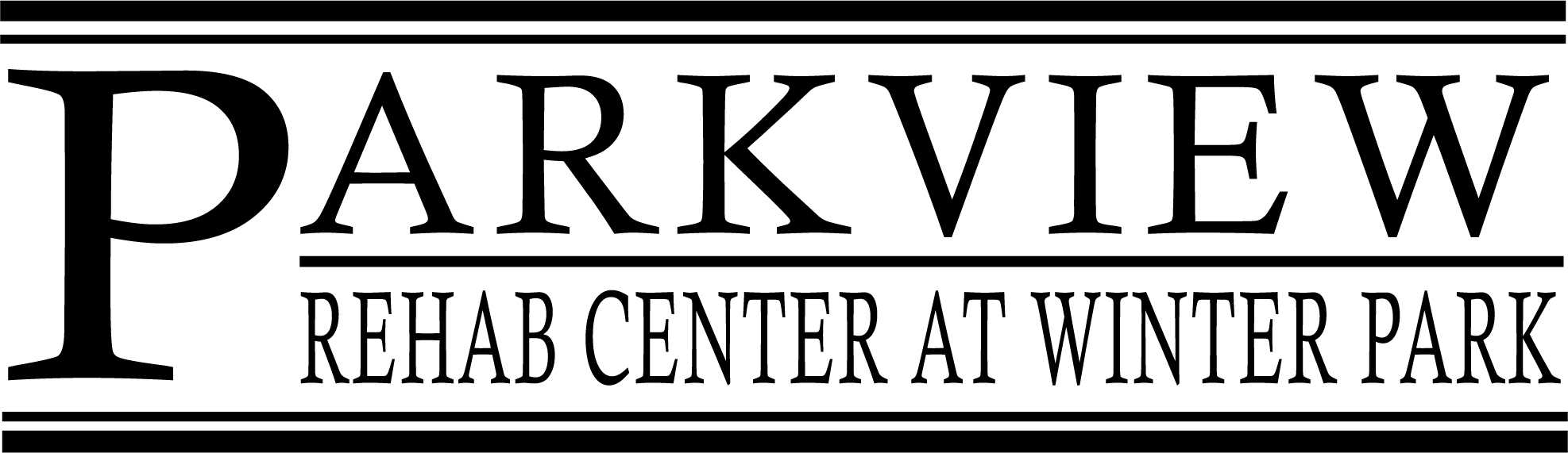 Parkview Rehabilitation Center at Winter Park logo