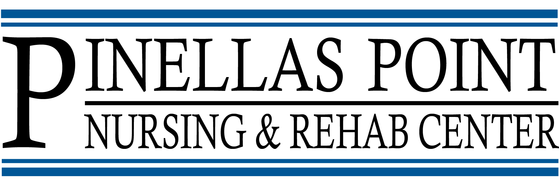 Pinellas Point Nursing and Rehab Center logo