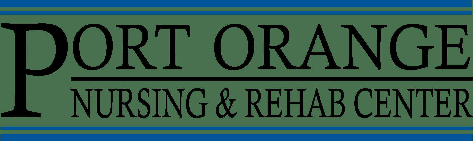 Port Orange Nursing and Rehab Center logo