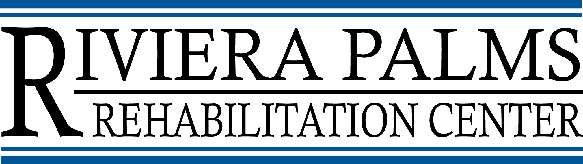 Riviera Palms Rehabilitation Center logo