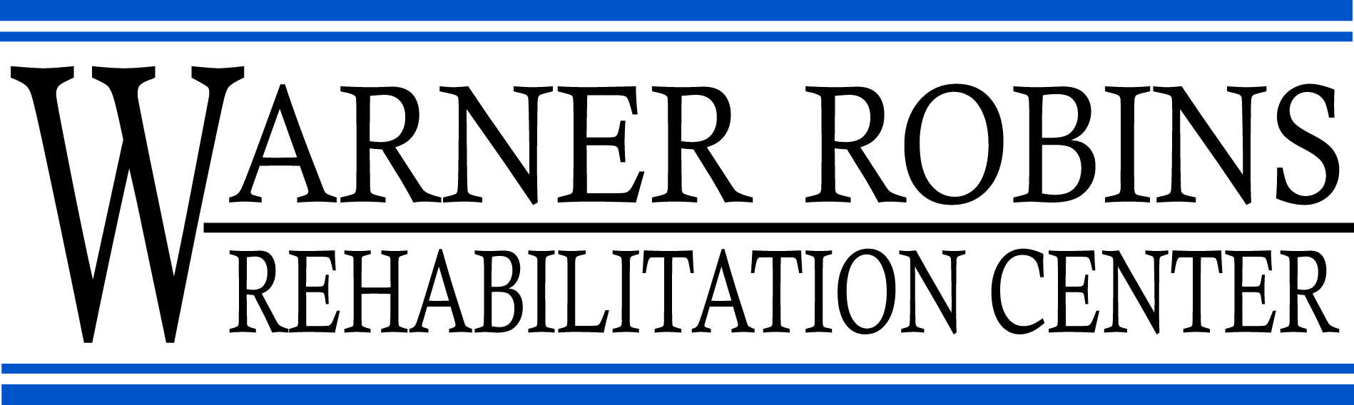 Warner Robins Rehabilitation Center logo